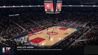 NBA LIVE 16 Arena Wallpapers