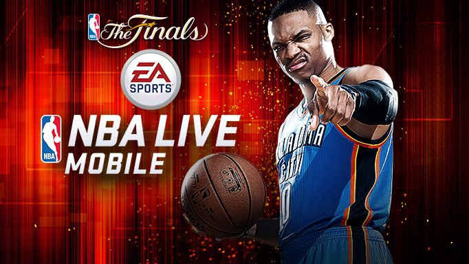 aaadc0067 NBA LIVE Mobile Finals Program 2017