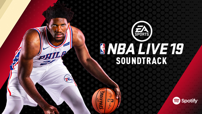 Vibe with the NBA LIVE 19 Soundtrack