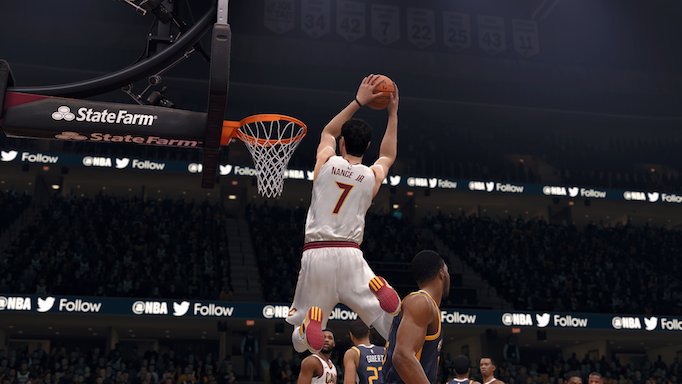 Using NBA LIVE 18 Ratings To Predict The All Star Weekend Dunk Contest
