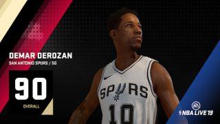 code promo d6ba9 fce47 Classement des joueurs NBA LIVE 19 : Top 5 des arrières ...