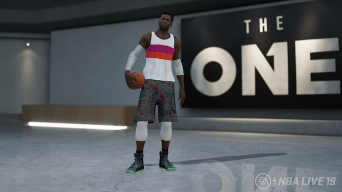 d5a73a18fbe NBA LIVE 19  THE ONE Like You ve Never Seen It Before
