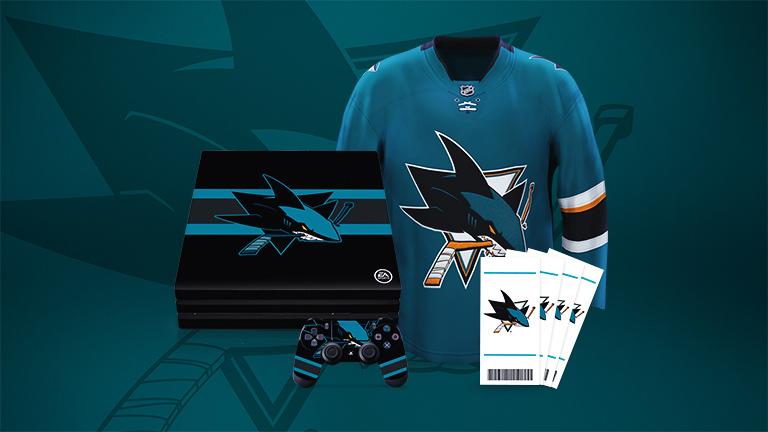 huge discount a8200 147bc NHL 19 - San Jose Sharks - EA SPORTS