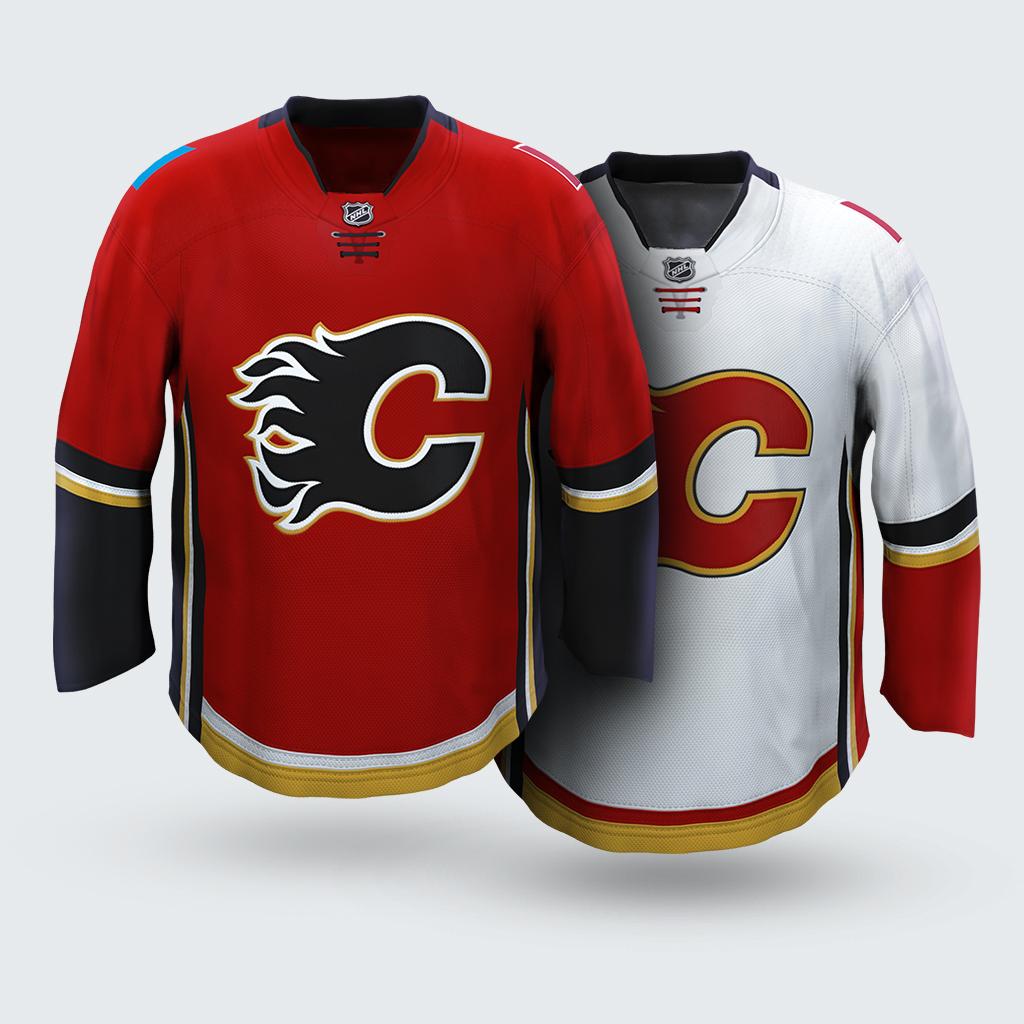 the latest cf3dc c0137 All-New adidas NHL Hockey Jerseys - NHL® 18 - EA SPORTS