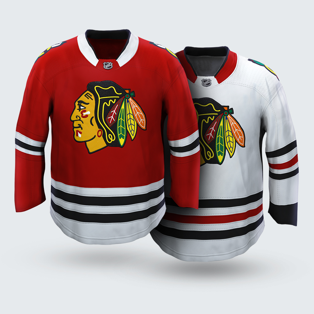 new product dd438 749a3 Chicago Blackhawks Shirts Cheap – EDGE Engineering and ...