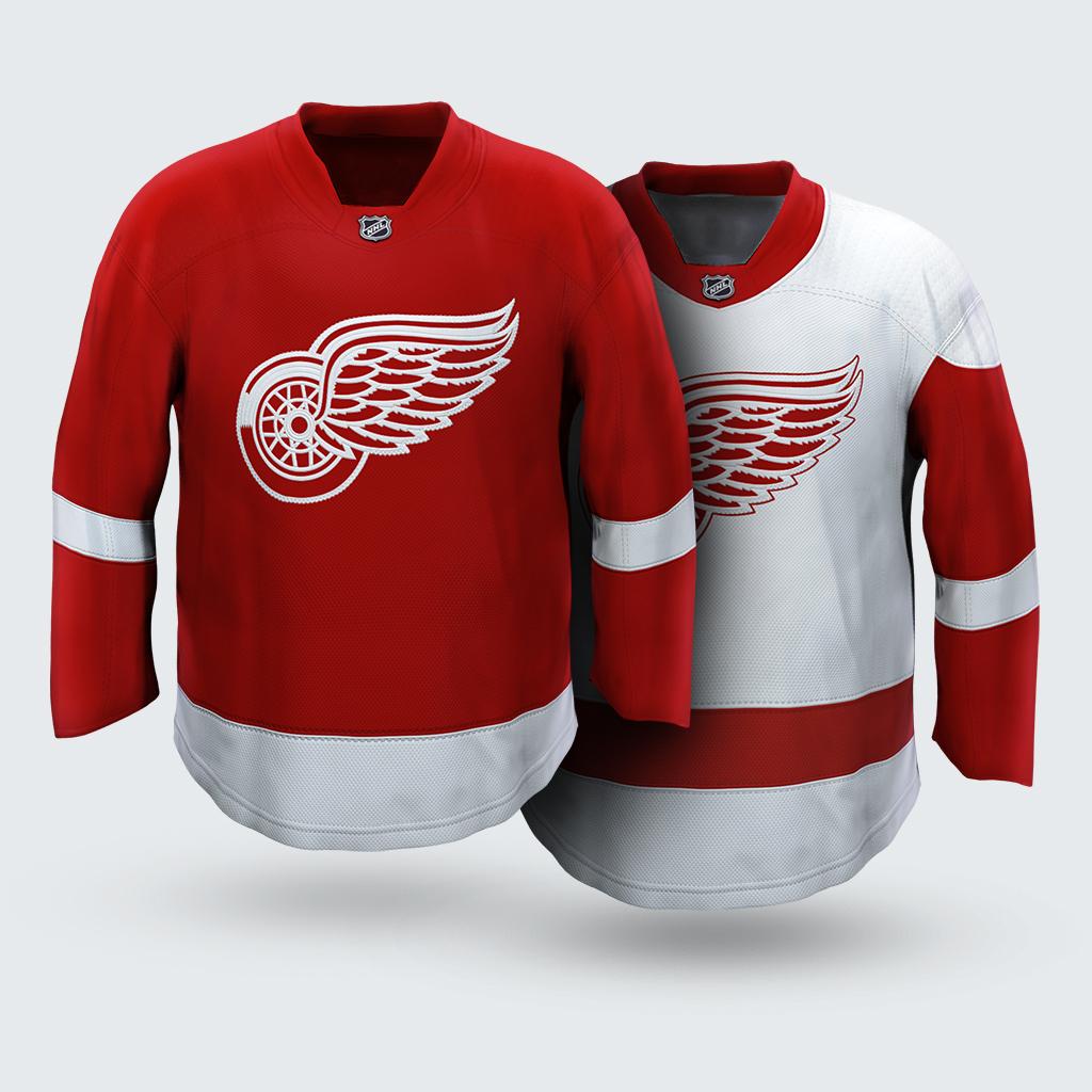 the latest 4034d 8461a All-New adidas NHL Hockey Jerseys - NHL® 18 - EA SPORTS
