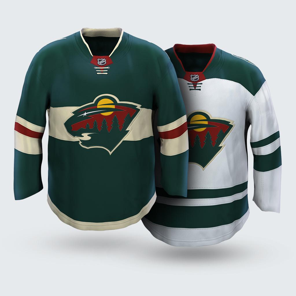 the latest 79653 d2ae4 All-New adidas NHL Hockey Jerseys - NHL® 18 - EA SPORTS