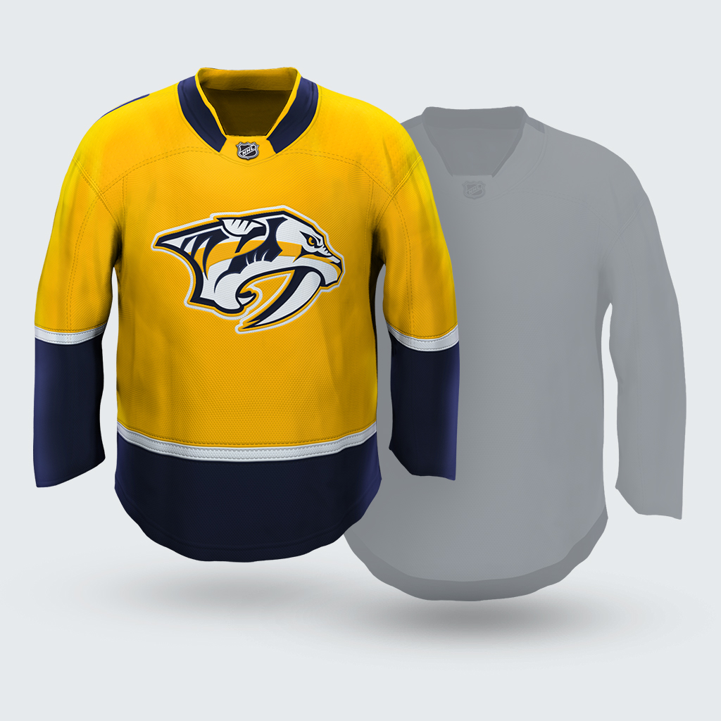 f6dda6349 All-New adidas NHL Hockey Jerseys - NHL® 18 - EA SPORTS