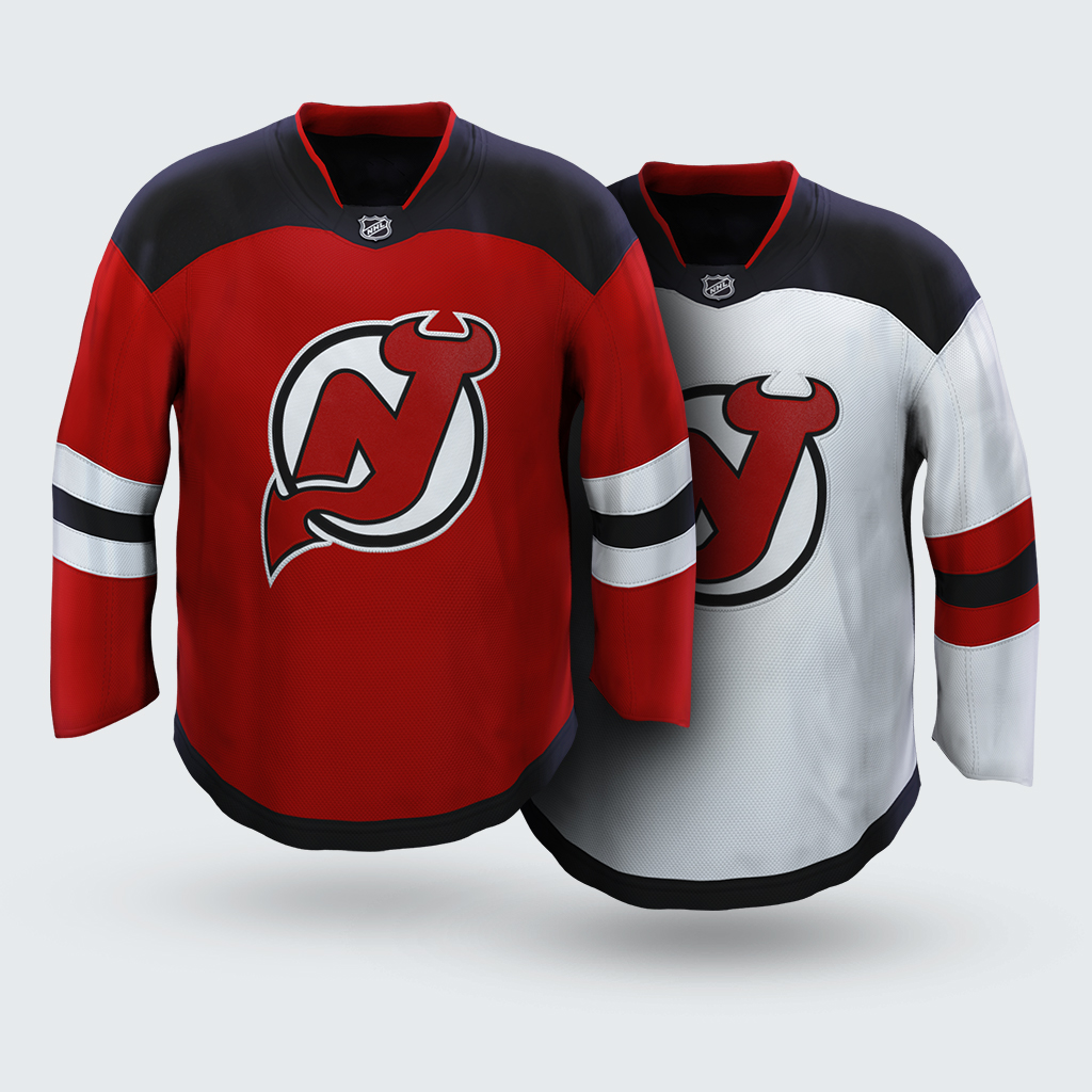 All-New adidas NHL Hockey Jerseys - NHL® 18 - EA SPORTS 5d8129d7560f