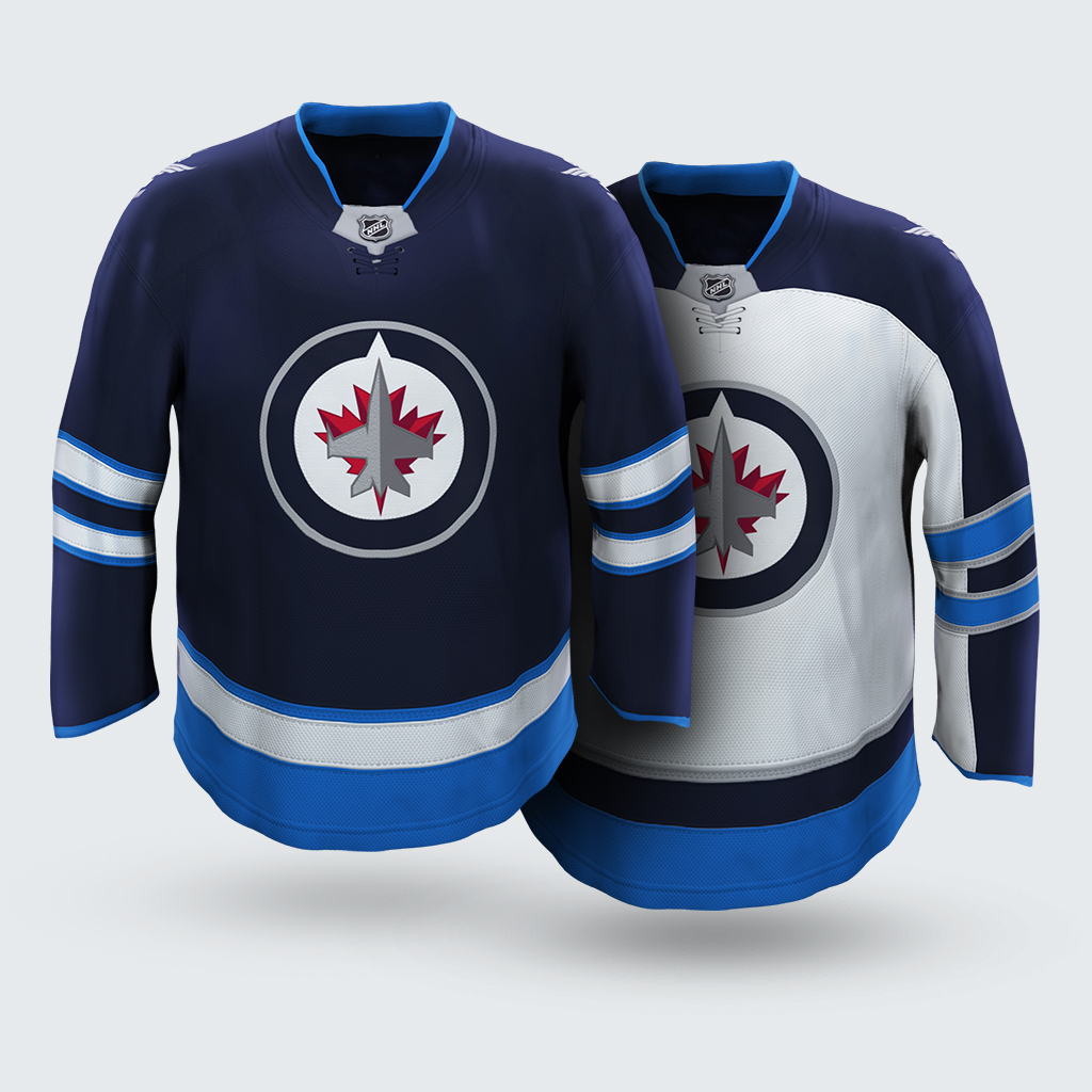 ca1f9e8f All-New adidas NHL Hockey Jerseys - NHL® 18 - EA SPORTS