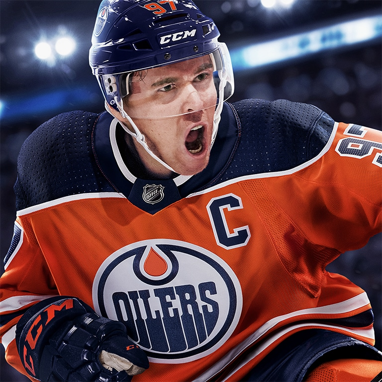 Connor McDavid - NHL® 18 Cover Star - EA SPORTS Official Site