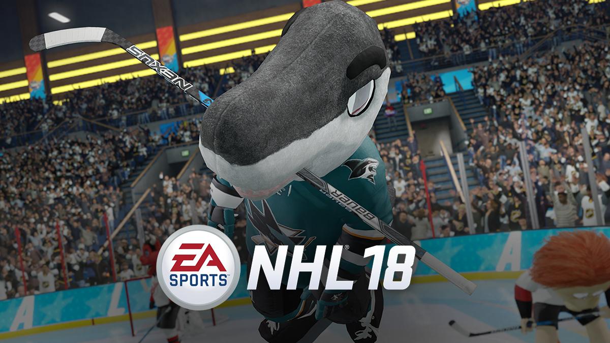NHL® 18 Mascots - EA SPORTS Official Site a3036363b4b0