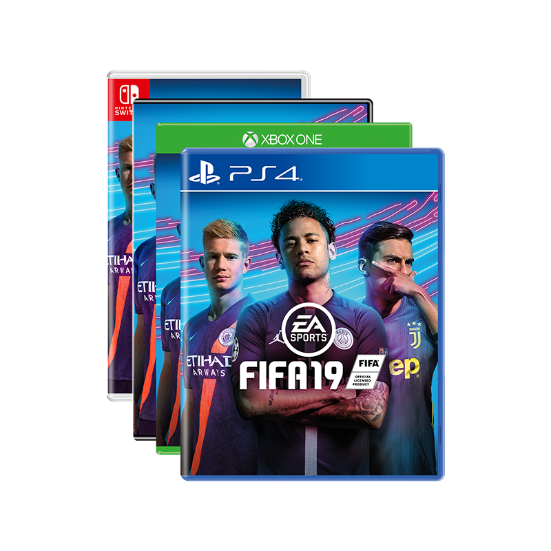 FIFA 19 Ultimate Team (FUT 19) - Features - EA SPORTS