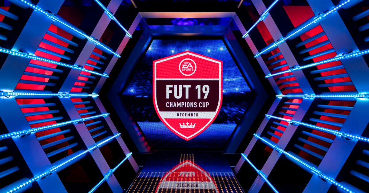 eChampions League - Events - EA SPORTS FIFA 19 Global Series