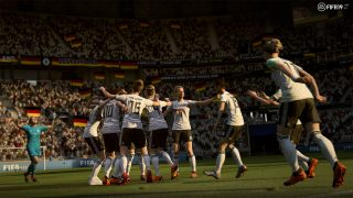 Play a FIFA Women's World Cup France 2019™ Final in FIFA 19