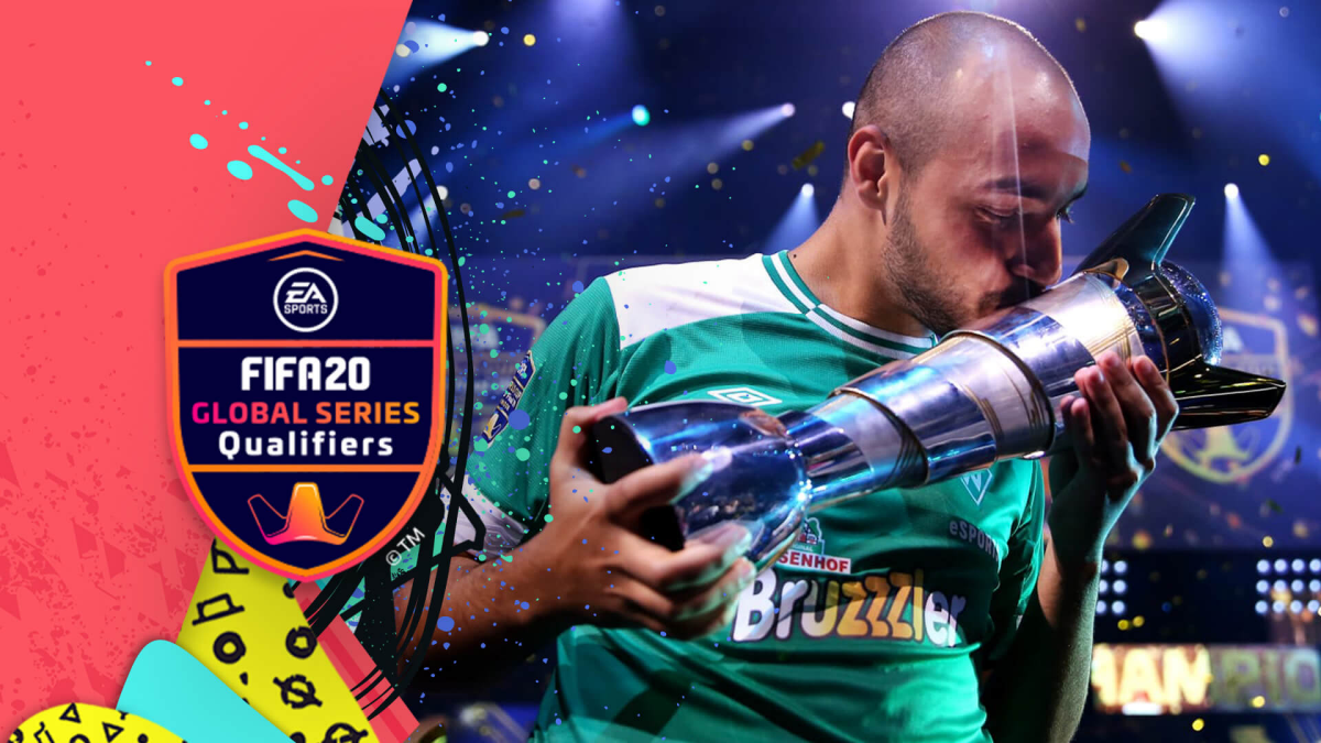 EA SPORTS FIFA 20 Global Series - Home - Official Site