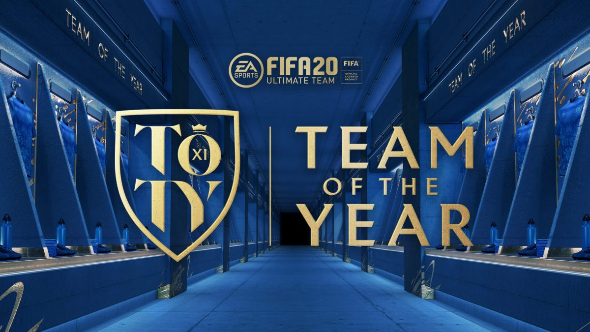 Team Of The Year Fifa 20 Ultimate Team Ea Sports Official Site