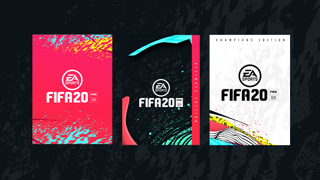 FIFA 20 Pre-Order Offers - Ultimate, Champions, Standard