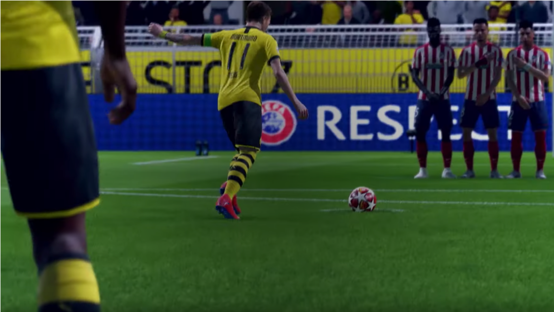 FIFA 20 New Gameplay Features - EA SPORTS Official Site