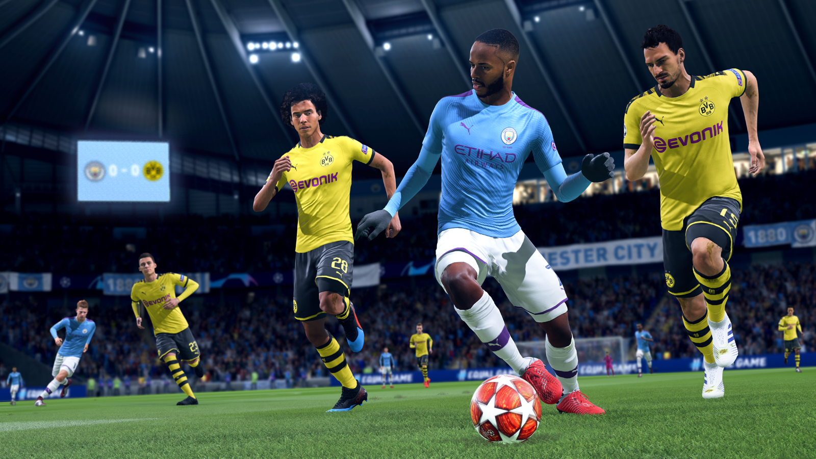 FIFA 20 - Soccer Video Game - EA SPORTS Official Site