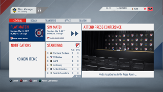 Shape the Future of your Club in FIFA 20 Career Mode