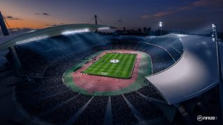 11+ Fc Barcelona Stadium Fifa 20