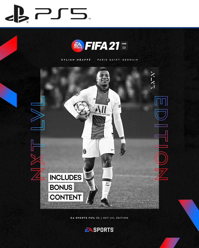 Buy FIFA 21 for PS4™ & PS5™ - Standard, Champions, and Ultimate Edition - EA Official Site