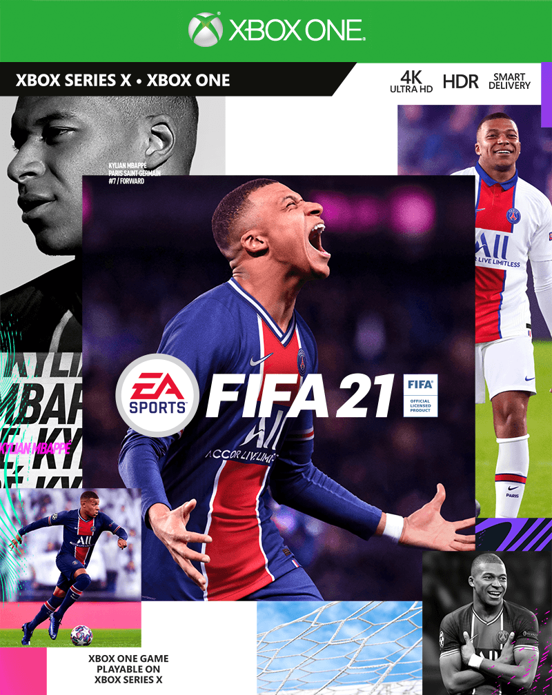 Pre Order Fifa 21 For Xbox One Standard Ultimate And Champions Edition Ea Official Site