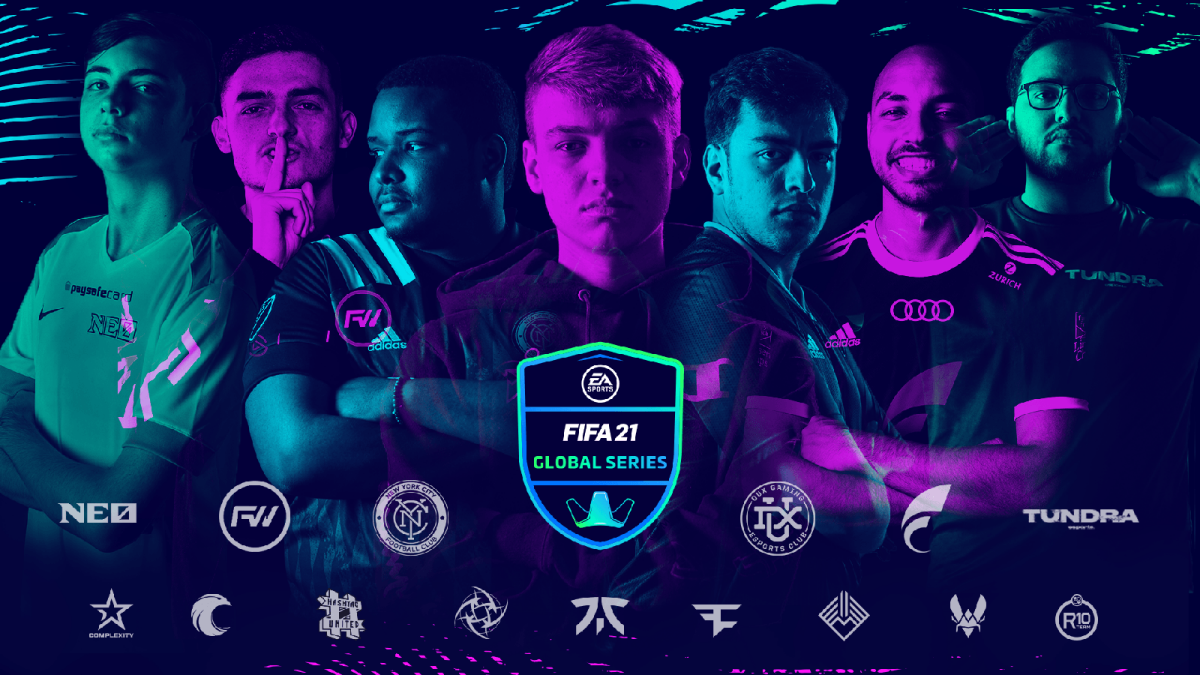 EA SPORTS FIFA 21 Global Series: Home Page