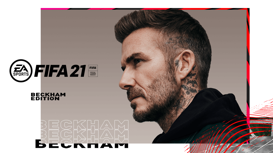 FIFA 21 David Beckham - Sitio oficial de EA SPORTS