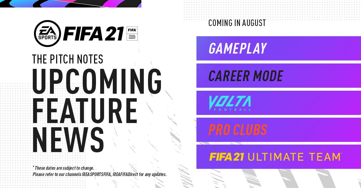 FIFA 21 Official FAQ