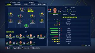 Fifa21 キャリア モード