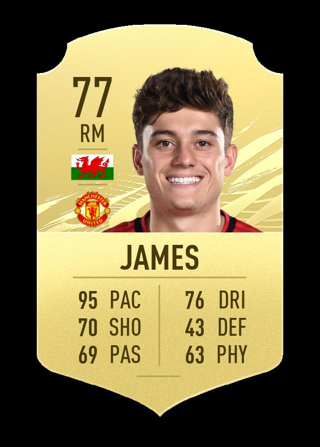 james man united fifa speed player