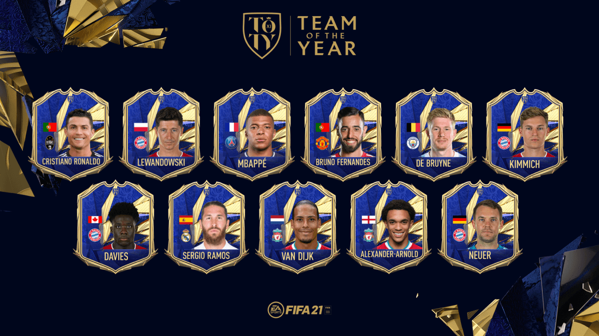 About Fifa 21 Team Of The Year Toty Ea Sports Official