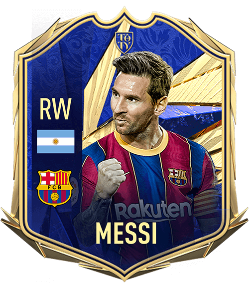 FIFA 21 Team of the Year Vote (TOTY) - EA SPORTS Official