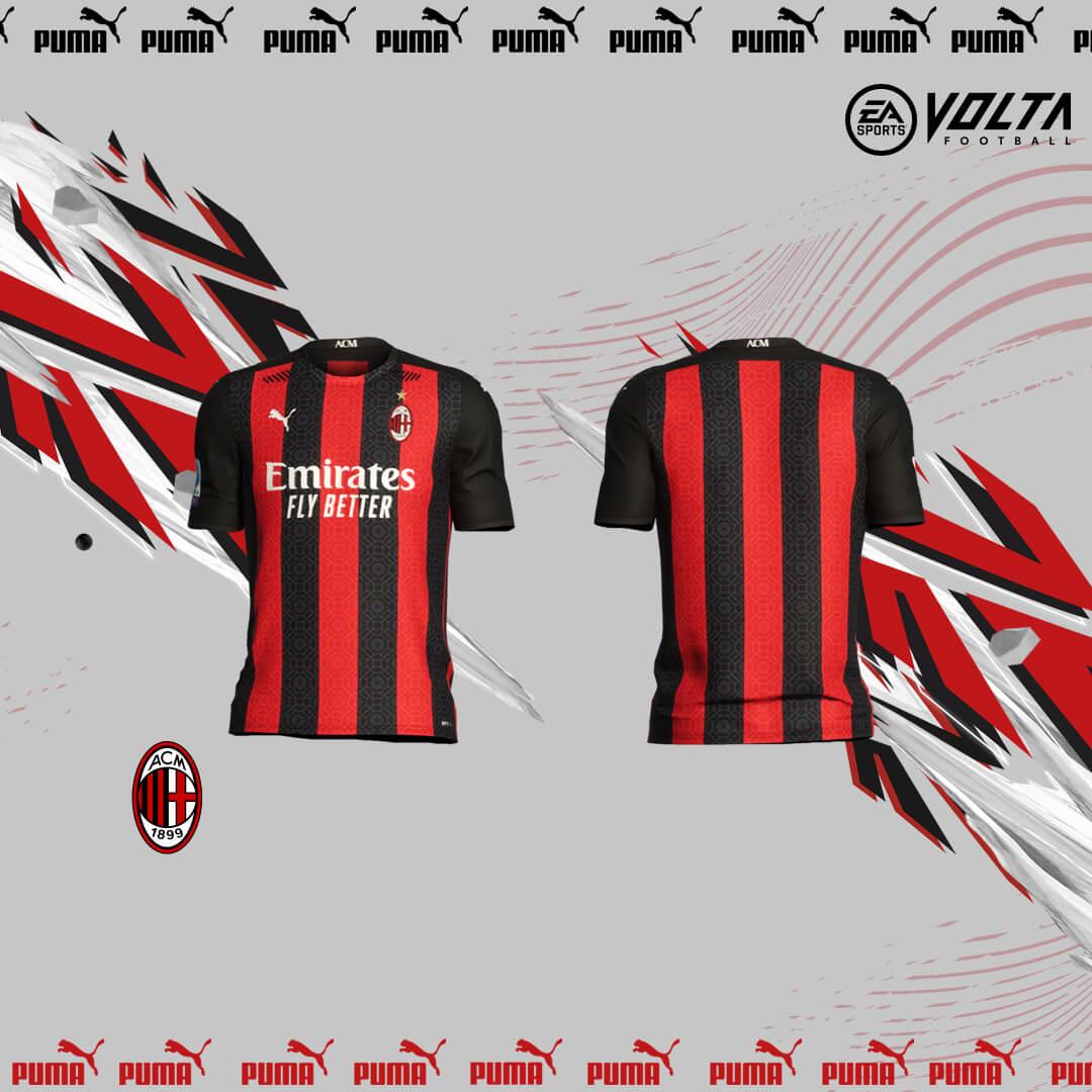 AC Milan x Puma - VOLTA Collection - EA SPORTS Official