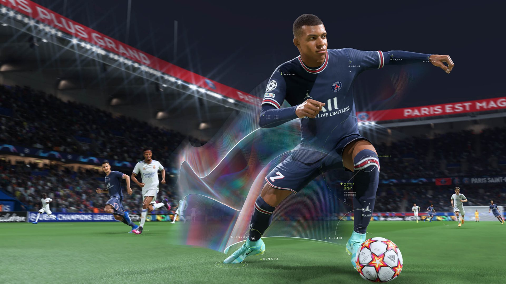 EA Sports FIFA 22 PS4 pre-order now available