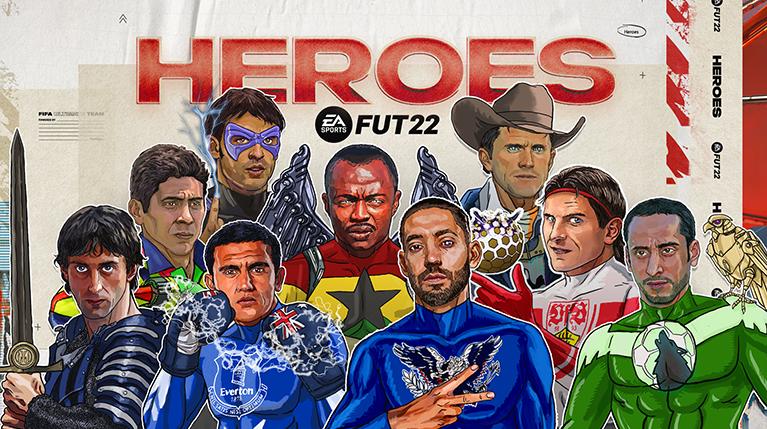 Héroes de FUT