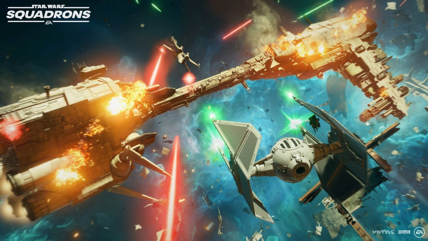 Se ofrecen nuevos detalles sobre la personalización en Star Wars: Squadrons 2