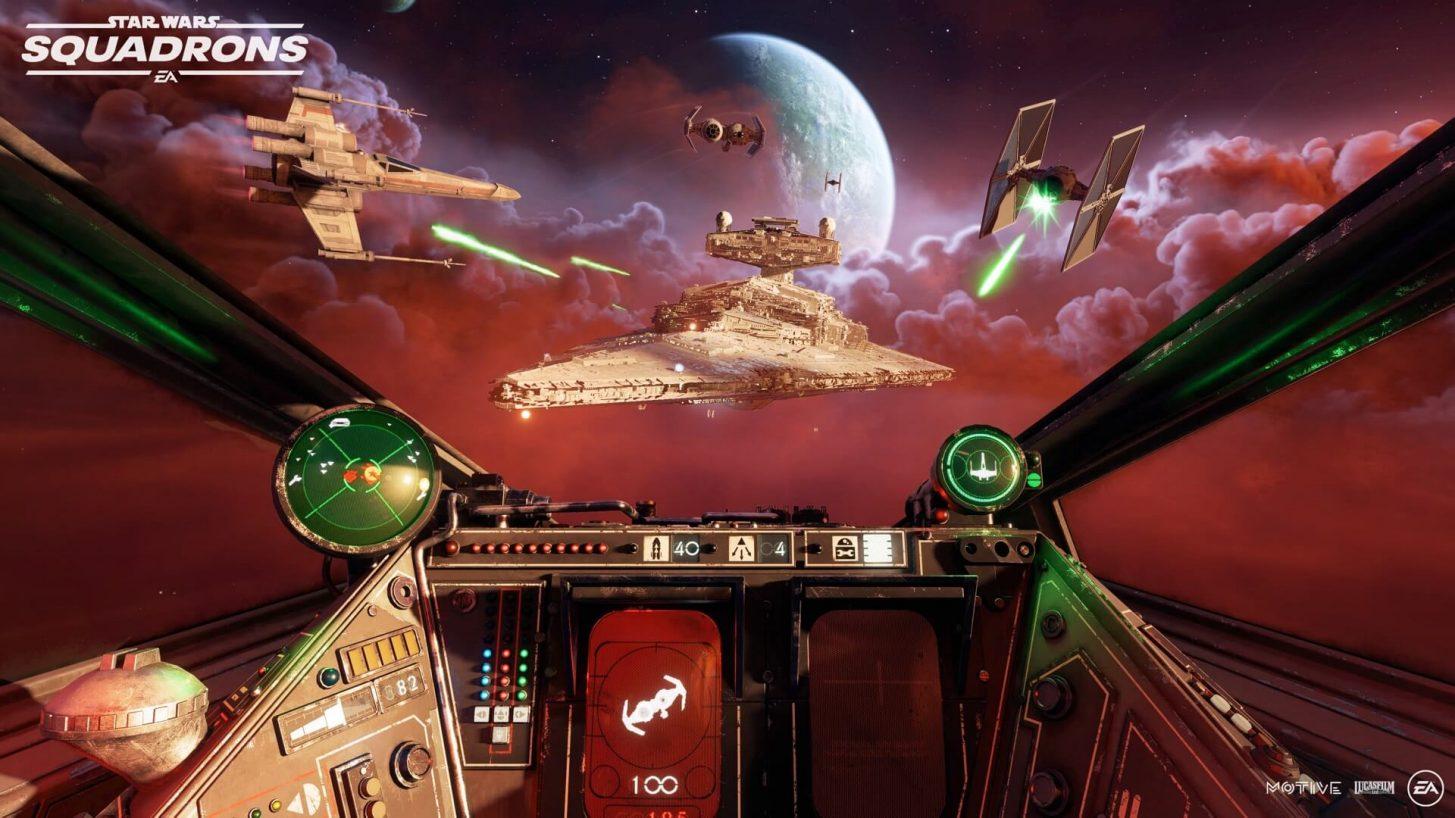 Se ofrecen nuevos detalles sobre la personalización en Star Wars: Squadrons 3