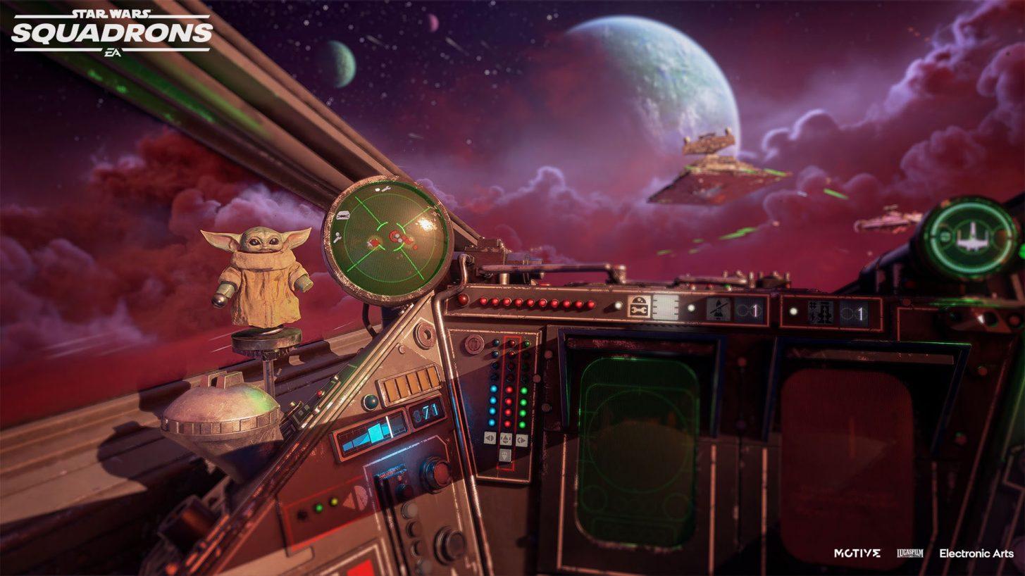 The Mandalorian - Star Wars: Squadrons