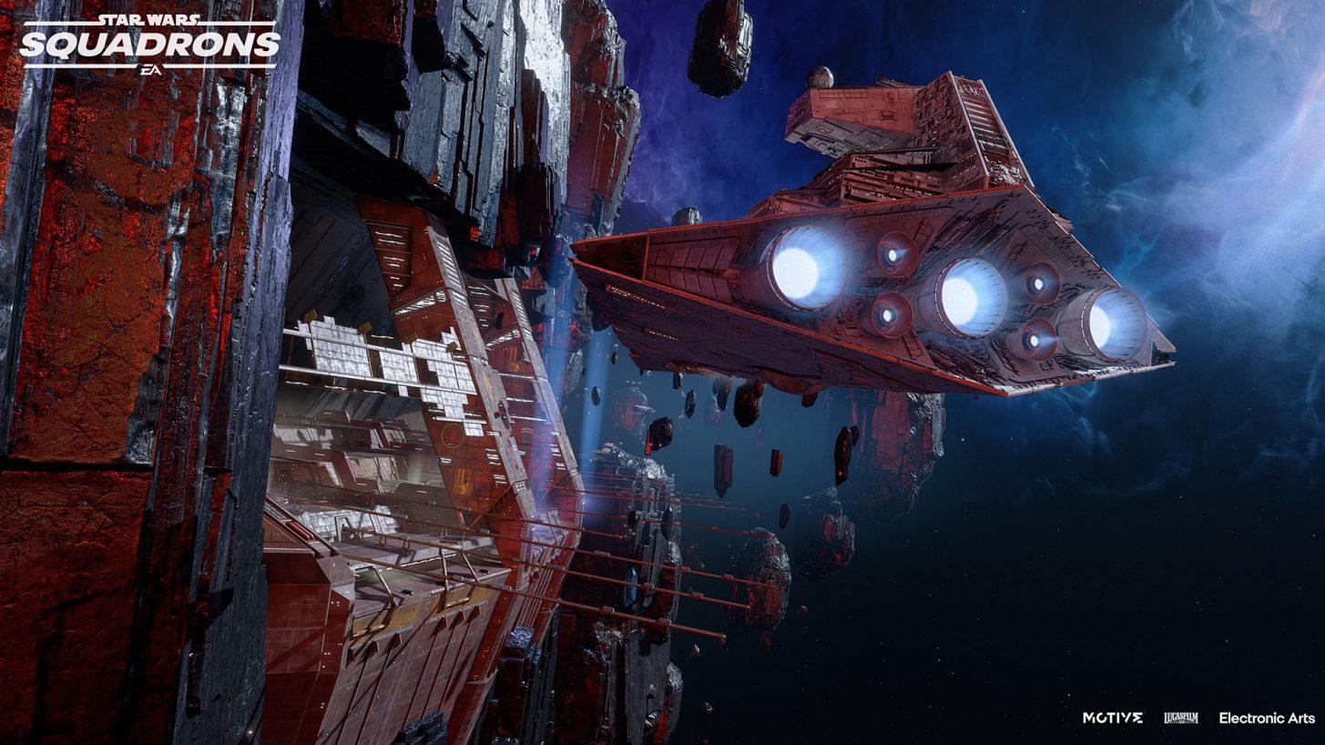 Star Wars: Squadrons ganha supply drops