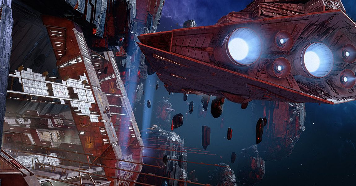 STAR WARS™: Squadrons — Pilot Briefing: Holiday Supply Drops – EA Official Site