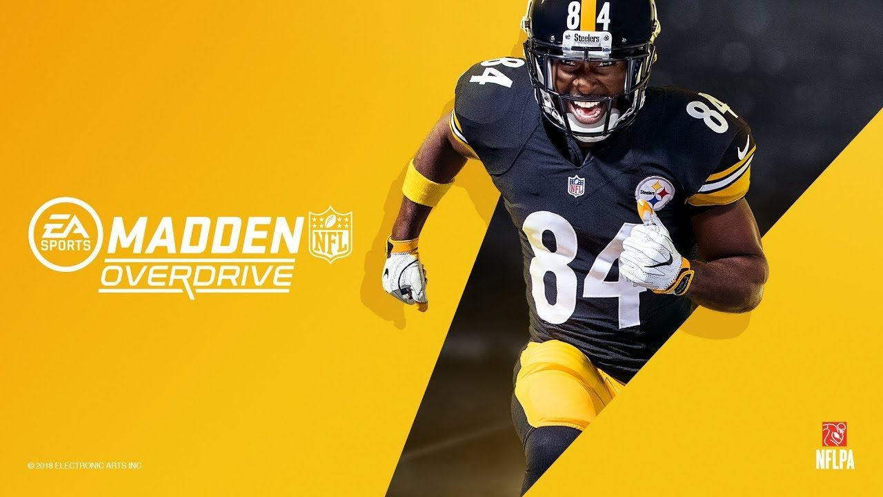 Play Madden Nfl Overdrive