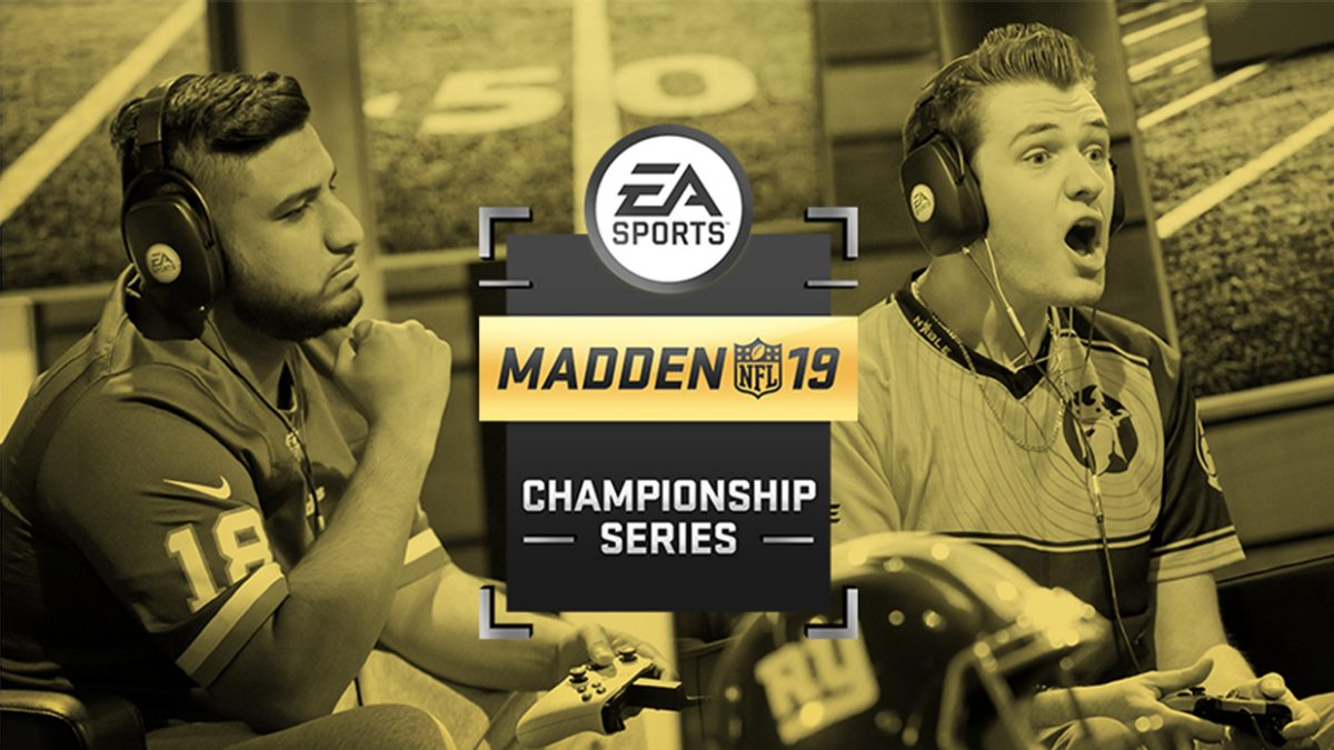 Madden NFL 20 Championship Series - Official Rules & MUT