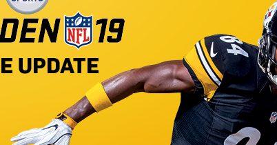Madden NFL 19 – November Title Update