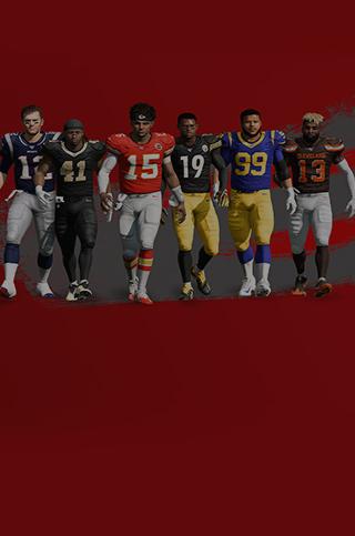 93189fb1 NFL Team ratings in Madden NFL 20