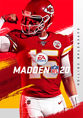 Patrick Mahomes Is The Madden Nfl 20 Cover Athlete Ea
