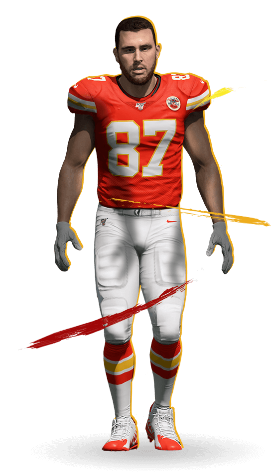 timeless design 9d17c 654d7 Madden NFL 20 Superstar X-Factor - Travis Kelce - Superstar ...