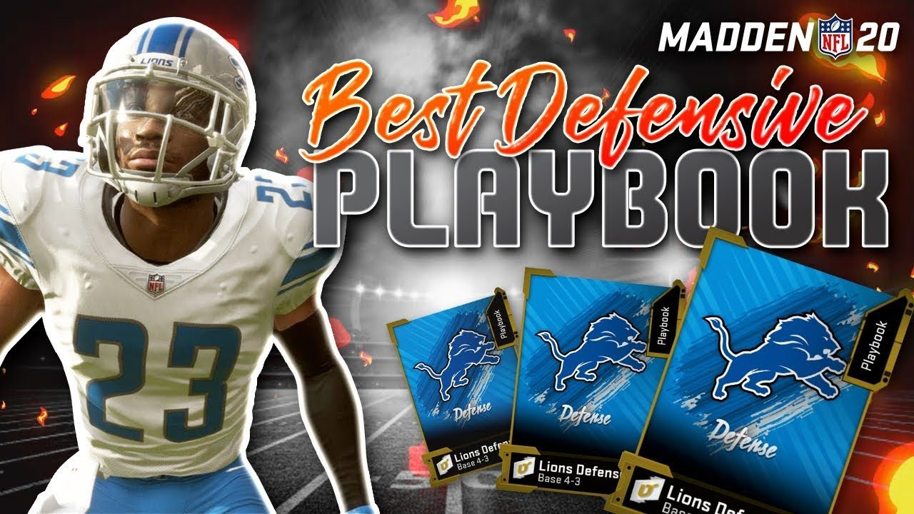 Top Offensive and Defensive Playbooks to Win MORE Games in